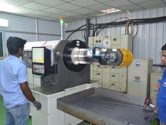 Unit 3 – Chennai CNC Servotronics Pvt  Ltd