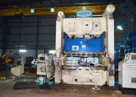 ISGEC 315 Ton Capacity Press