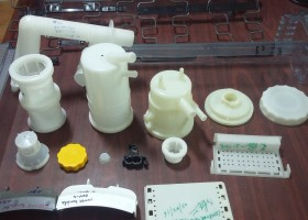 Inzi Control Injection Moulding Parts